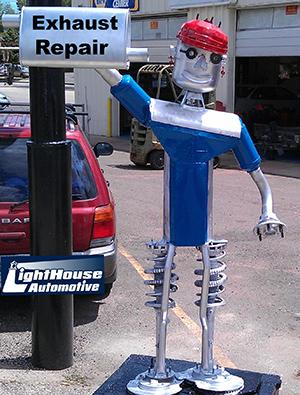 exhaust repair maintenance colorado