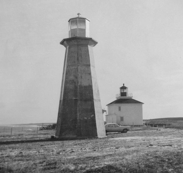 Shipwreck Point Lighthouse Prince Edward Island Canada at