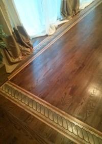 Hardwood Floor Medallions   Wood Floor Designs   Inlays ...