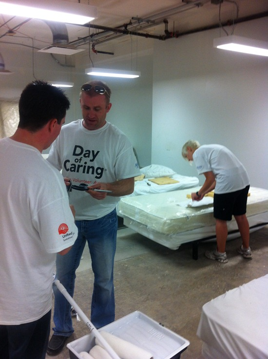United Way of Caring with the PotashCorp