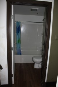 All rooms have a private bathroom with a shower