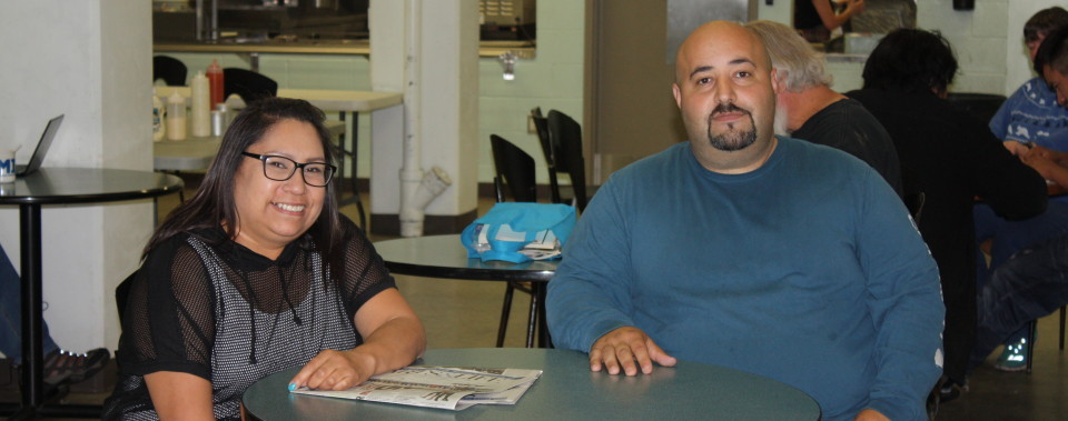 Case Manager and Care Aide team up to help clients