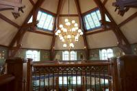 High Ceiling Lighting & Long Drop Stairwell Lighting | The ...