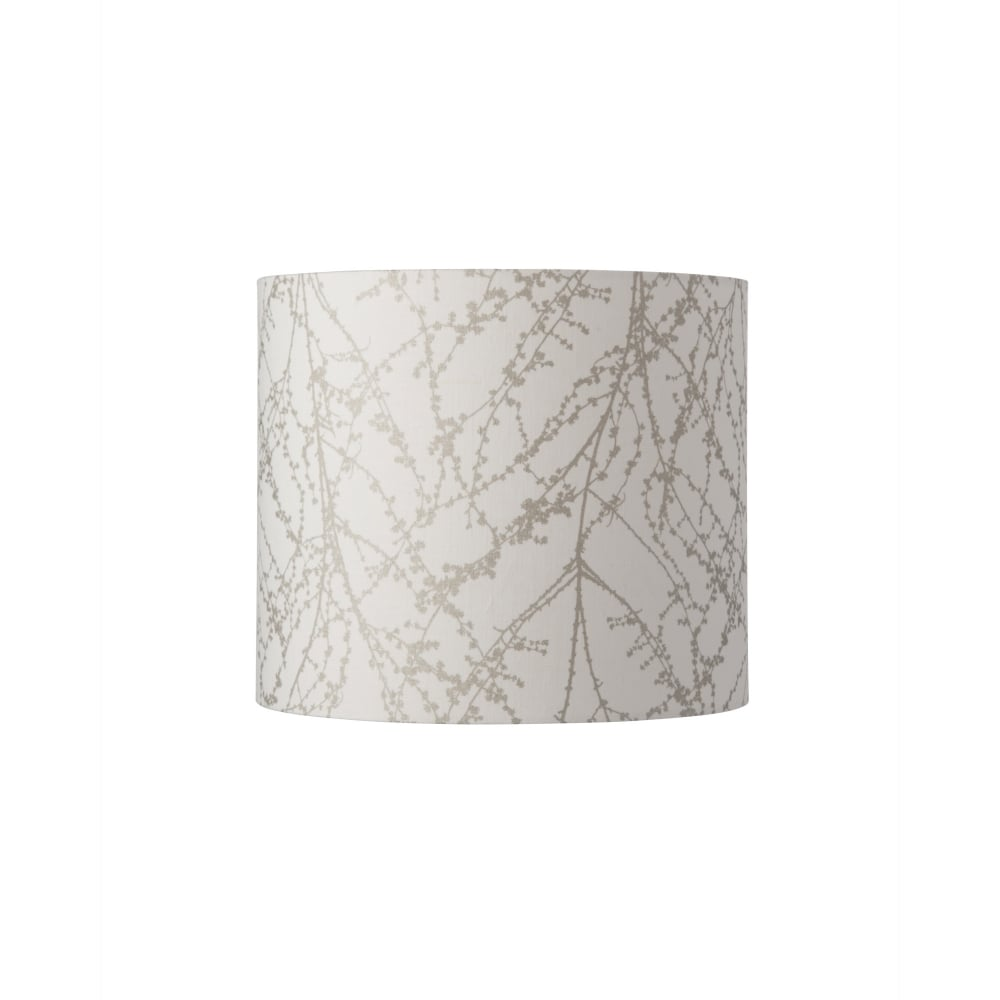 White Silver Branch Lamp Shade For Lamp Or Pendant Lighting Company