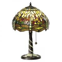 Tiffany Dragonfly Table Lamp. Buy Quality Reproduction ...