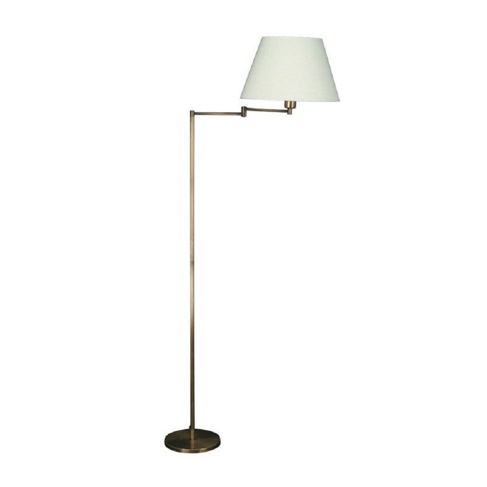 Buy Swing Arm Floor Standard Reading Lamp