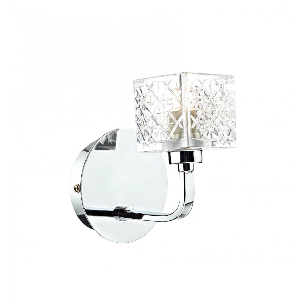Buy John Lewis Jasper 3 Arm LED Ceiling Light, Chrome