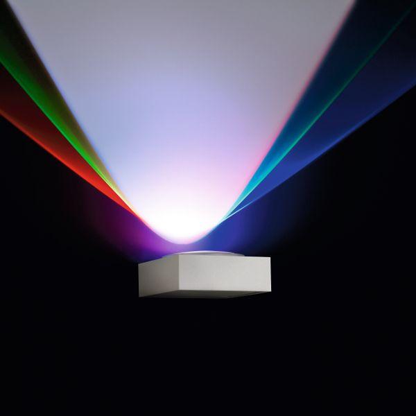 Deltalight Vision LED RGB Wandleuchte  Lightingdeluxede