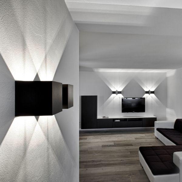 Prolicht Dice Wall 120 LED Wandleuchte  Lightingdeluxede
