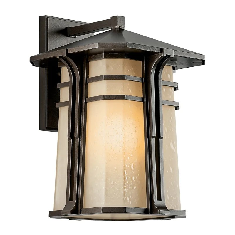 Kichler 49177OZFL Olde Bronze North Creek 1 Light 18