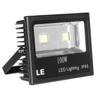 100W LED Floodlights, Waterproof 10150lm Outdoor Security ...