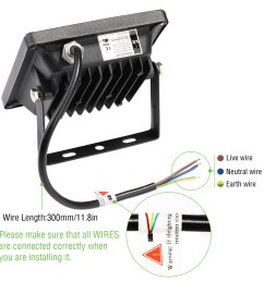 led floodlight wiring diagram wiring diagram advance led floodlight wiring diagram led floodlight wiring diagram source led flood light  [ 1200 x 1200 Pixel ]
