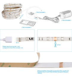 12 volt led strip light wiring diagram free picture [ 1200 x 1200 Pixel ]