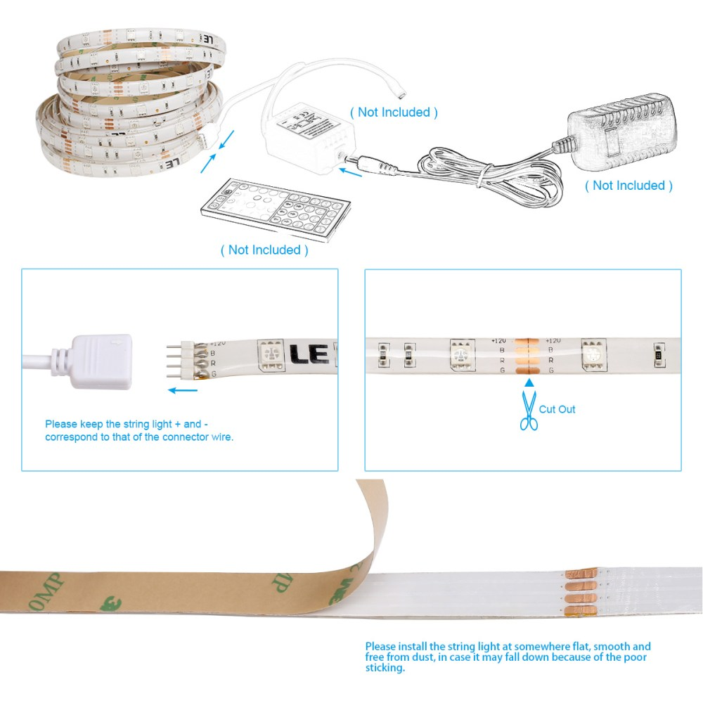medium resolution of 12 volt led strip light wiring diagram free picture