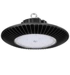 200w ufo led high bay lights with philip leds dimmable 25000lm 400w hps mh bulbs equivalent ul dlc listed best led high bay warehouse lighting fixture [ 1200 x 1200 Pixel ]