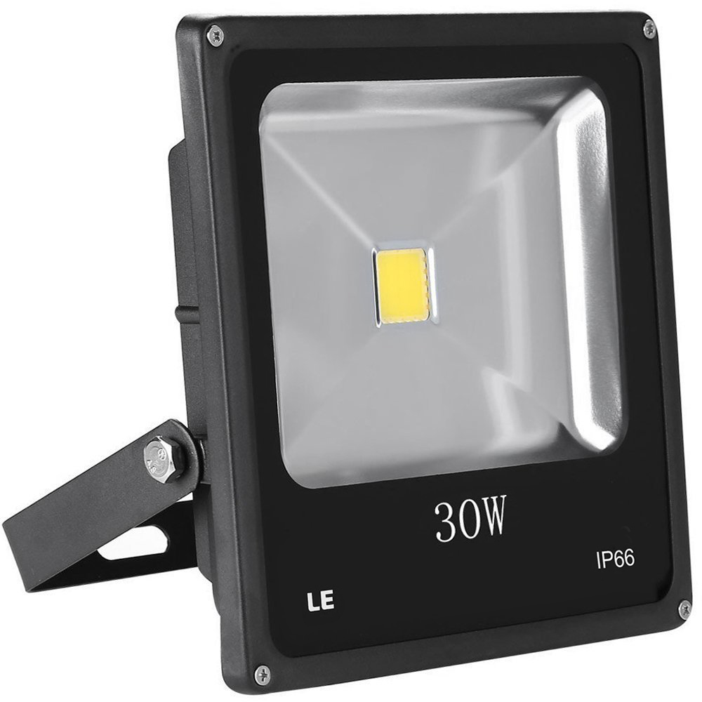 medium resolution of 30w led flood lights 2250lm daylight white 75w hps bulbs equiv ip66 waterproof security lights