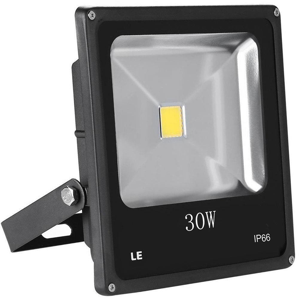 hight resolution of 30w led flood lights 2250lm daylight white 75w hps bulbs equiv ip66 waterproof security lights