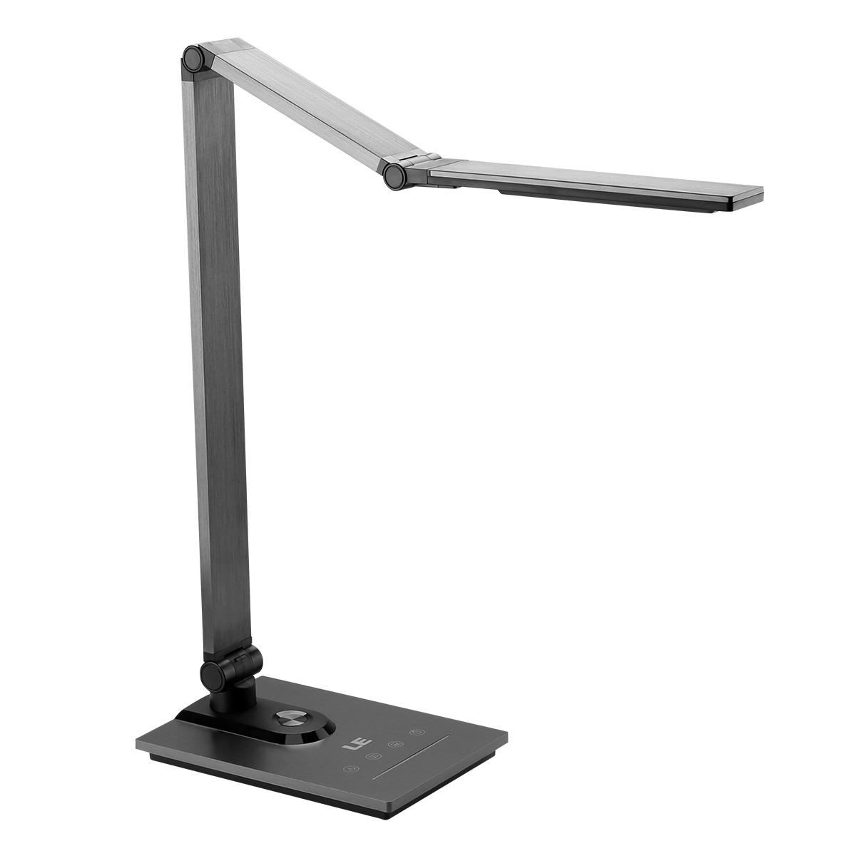 LED Desk Lamp Dimmable 3level Color Temperature Mode USB