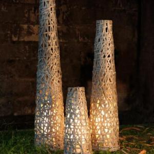 Pataya Outdoor Lamp - outdoor heater lamp