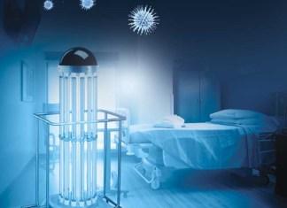 Uv Light Disinfectant Against Coronavirus