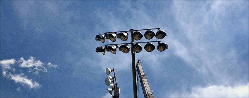 Lighting Maintenance Inc  Sports Lighting  Lighting