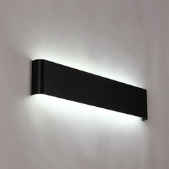 Kitchen Wall Lights How To Build Cabinet Doors Modern Metal Dining Room Simple Lamps Bar Cafe Hallway Balcony