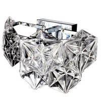 Crystal Wall Sconces , Modern/Contemporary G9 Crystal ...