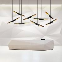 Modern/ Contemporary Living Room Pendant Light for Dining ...