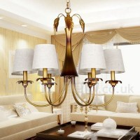 6 Light Modern / Contemporary Rustic Living Room Bedroom ...