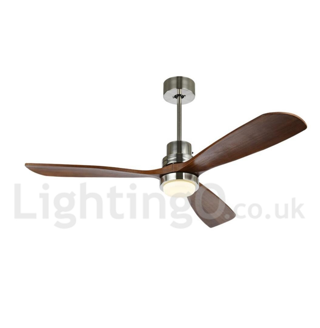 36 42 52 Nordic Modern Contemporary Ceiling Fan