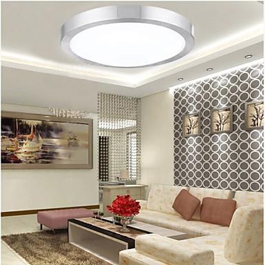 Flush Mount Lights Led 24w Sitting Room Bedroom Light Round Simple Modern Diameter 41cm Lightingo Co Uk