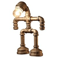 Robots conduit desk lamp - LightingO.co.uk