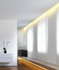 Recessed Plaster Wall Wash Lighting