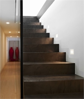 Recessed Stair Lights  Low Level Guide Lighting