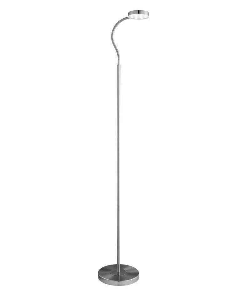 Simple Adjustable Tall LED Floor Lamp