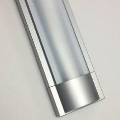 Kitchen Fluorescent Light Best Pull Down Faucet Modern For Kitchens