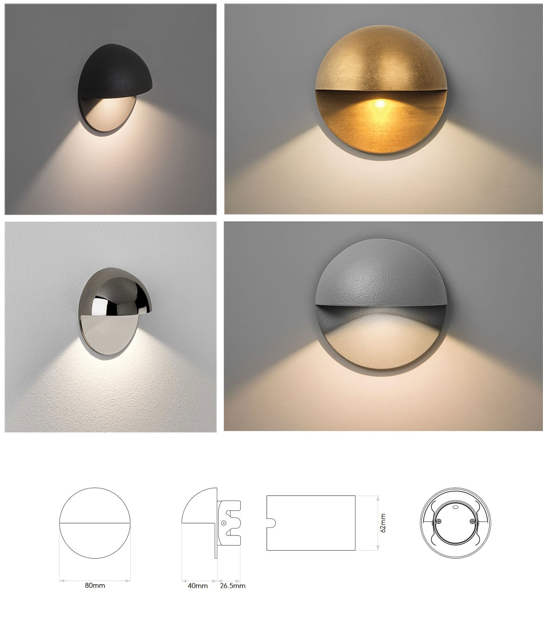 Recessed Lighting Led