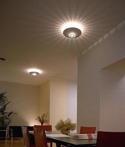 Moni Surface Light by Flos for Wall or Ceiling