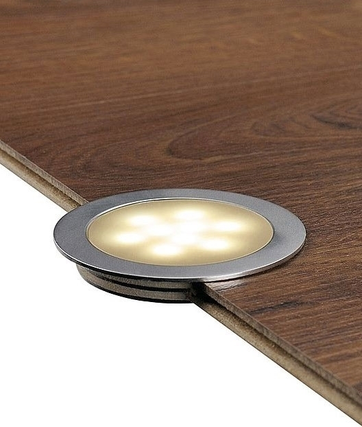 LED Recessed Spot Light For Laminate Floors