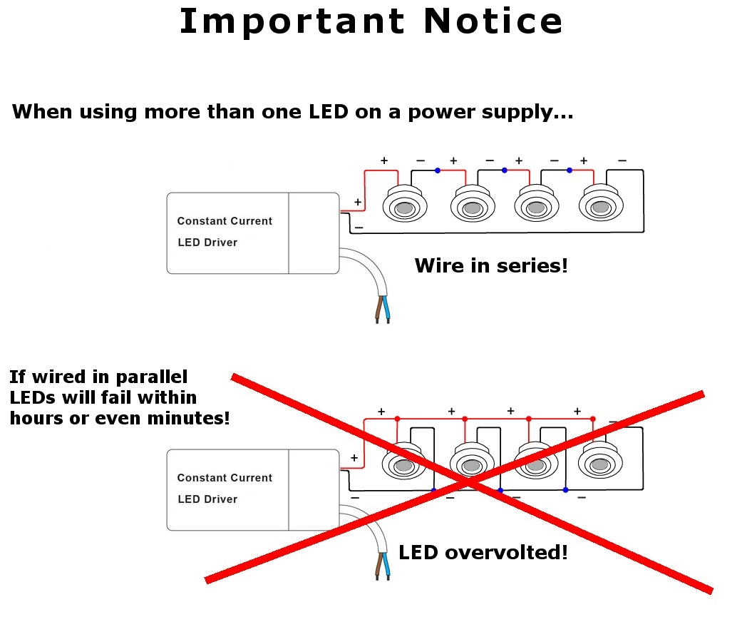 led christmas light string wiring diagram telephone socket uk 3w 350ma ultra compact driver