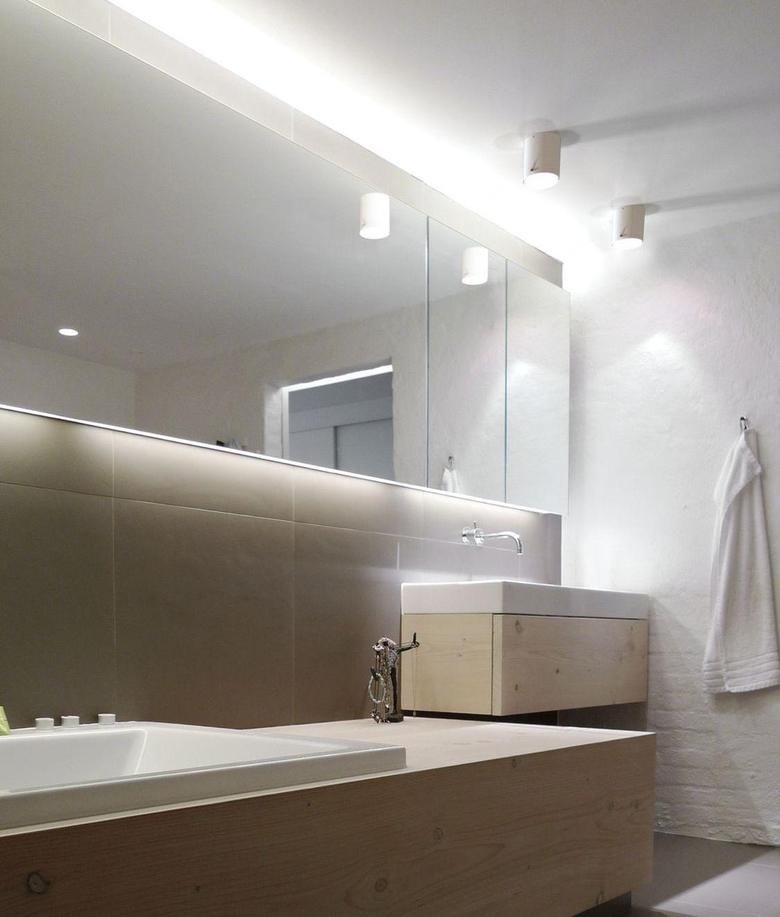 Bathroom Surface Mounted Spotlight  Adjustable