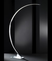 Curved Long Reach Floor Lamp