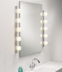 Bathroom Mirrors With Lights : Lastest Gray Bathroom