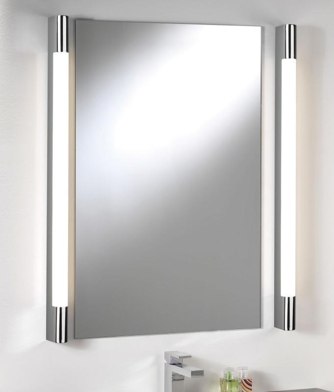 Over Mirror Light  Half Round