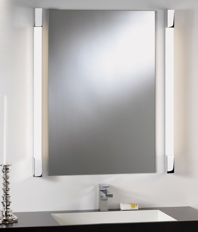 Above Mirror Lighting Bathrooms