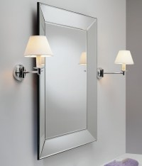 Classic Swing Arm Bathroom Light with IP44 Rating for ...