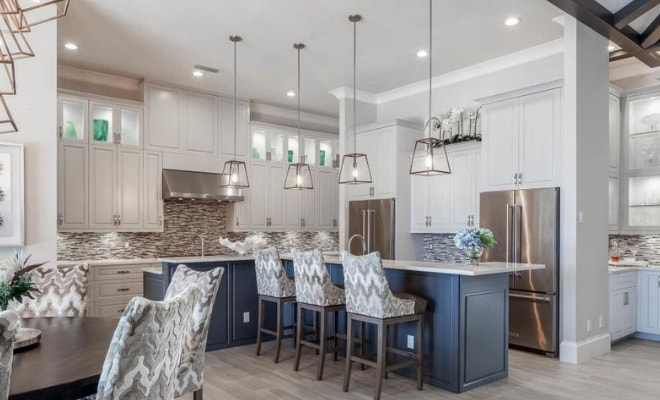 how to light a kitchen effectively