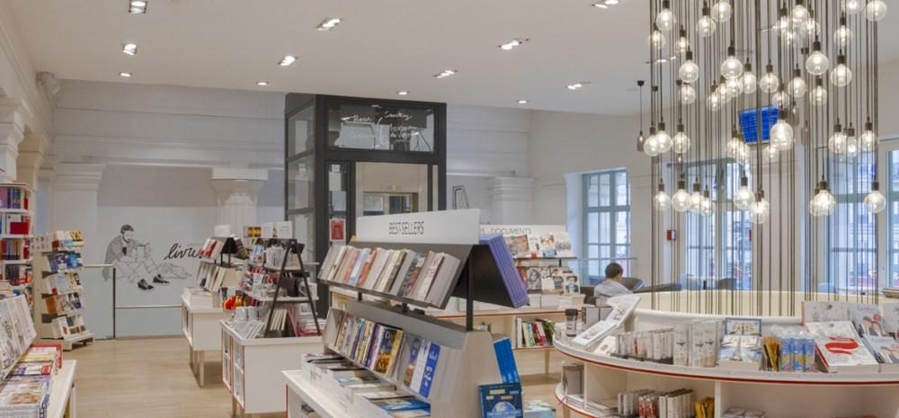 librairie-spot-led