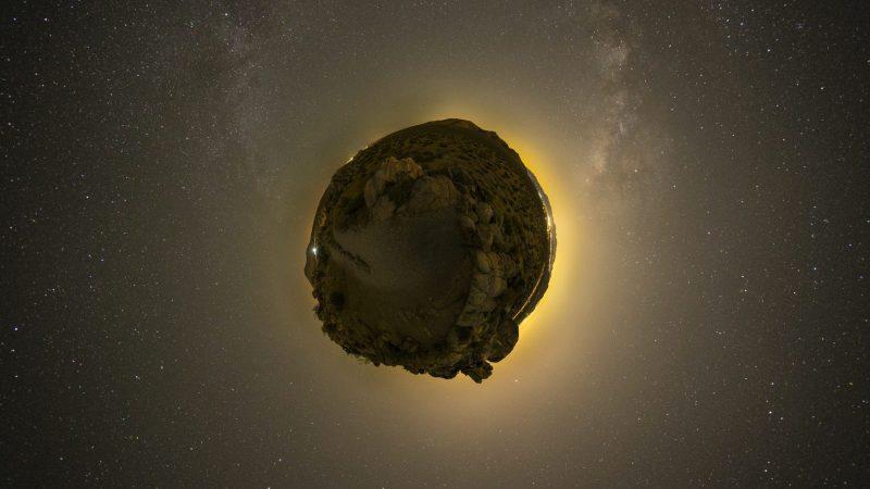 Asteroid Eclipse
