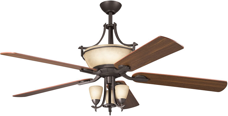 Mission style ceiling fans which ones should you buy aloadofball Gallery